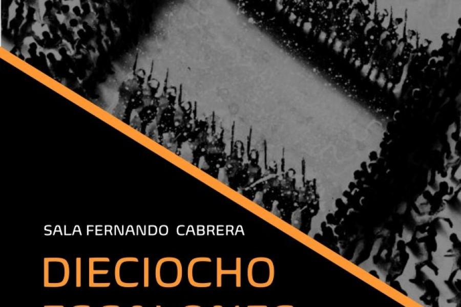 """Exposición en el MAF: """"Dieciocho escalones"""""""