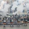Alcoy estrena normativa con permiso del Gobierno para disparar 4.868 kilos de pólvora en el Alardo