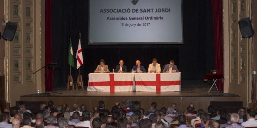 APERTURA PROCESO DE MODIFICACIÓN DEL ESTATUTO DE LA ASOCIACIÓN DE SAN JORGE