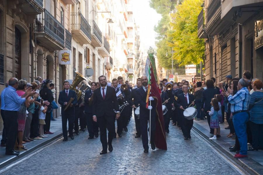 La Fiesta convoca el III Premi Sant Jordi de bandas