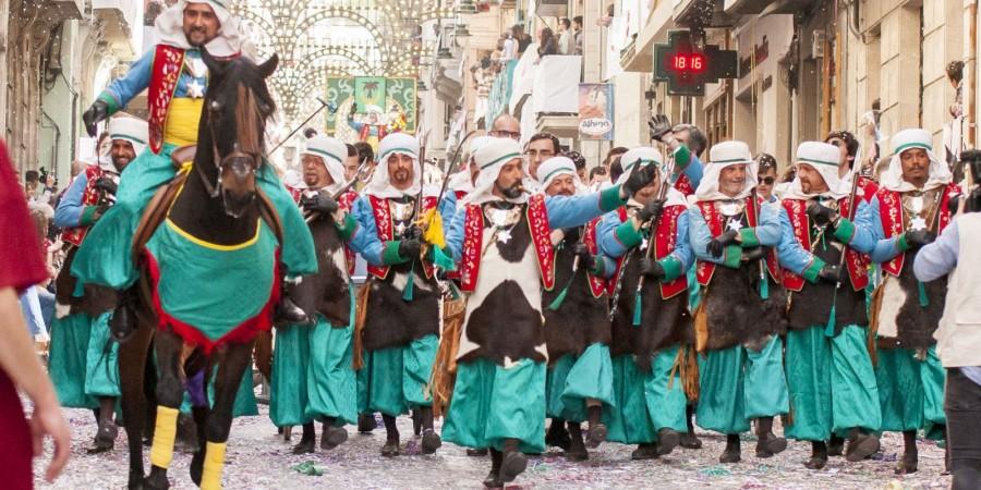 La Fiesta ha ampliado su difusión con el apoyo de la Agencia Valenciana de Turismo