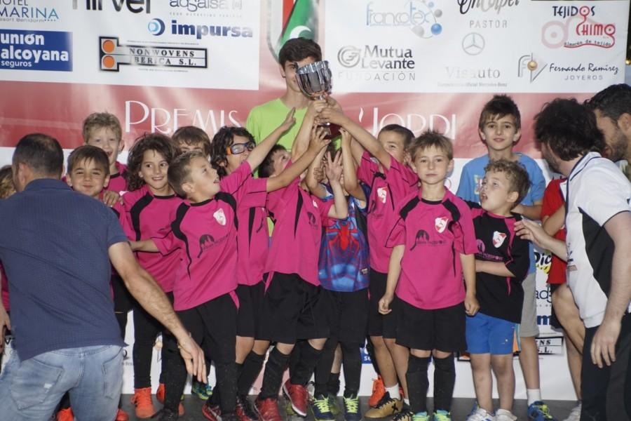 III Torneo Internacional Costa Blanca de Fútbol Base - Premis Sant Jordi