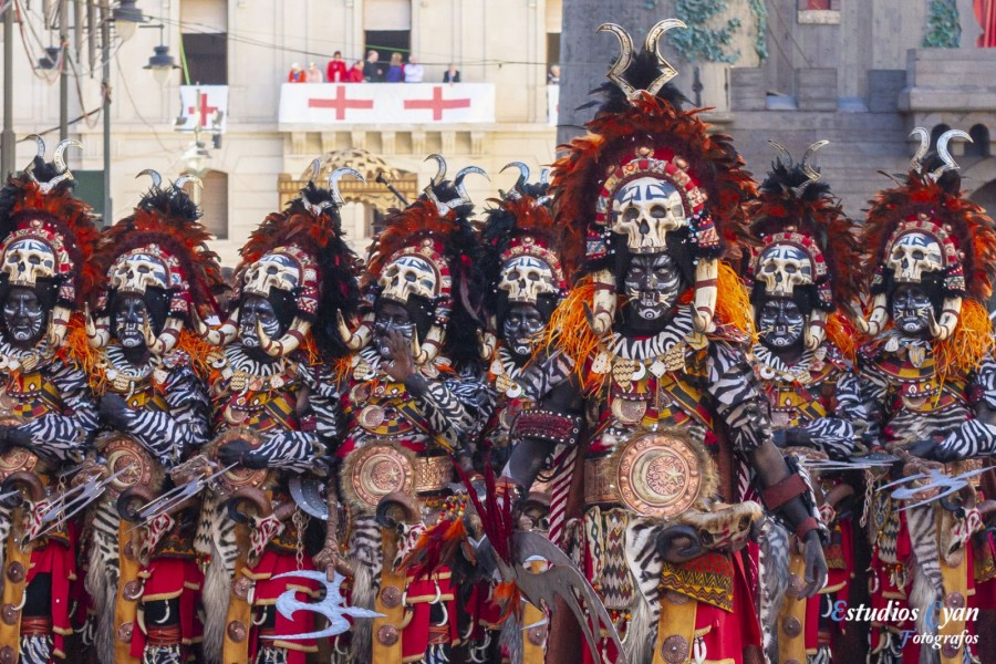 La Festa alcoyana saldrá a la calle en 2022