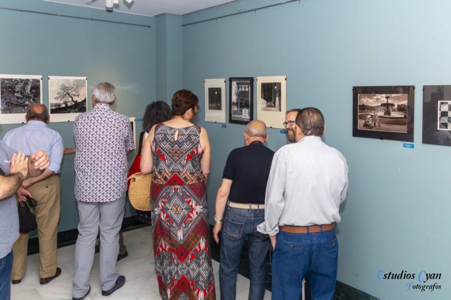 """Clausura de la exposición """"Premios Salón Local del AFA. Selección 1991-2017"""""""