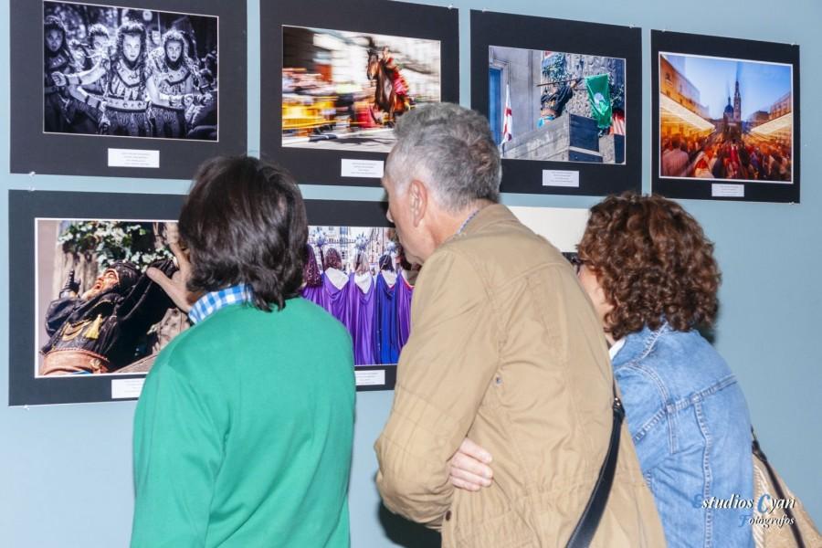 """Inaugurada en el MAF la exposición del LXVIII Concurso fotográfico """"Antonio Aura Martínez"""""""