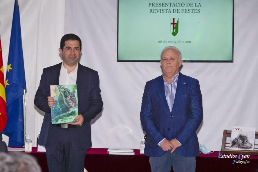 Las revistas de Fiestas se presentarán el jueves 15 de abril en el Teatre Calderón