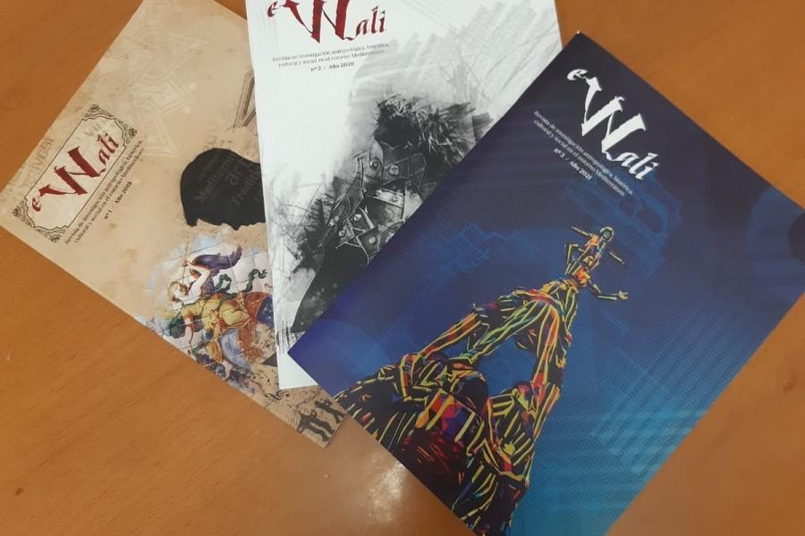 Abierto el plazo de presentación de artículos para la revista eWALI