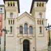 Las fachadas de la Iglesia de San Jorge