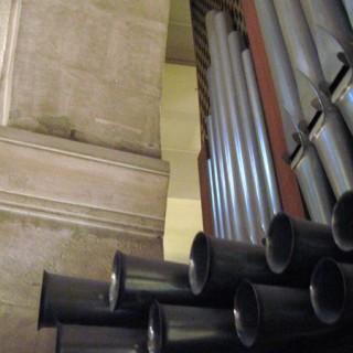 Órgano Blancafort de San Jorge