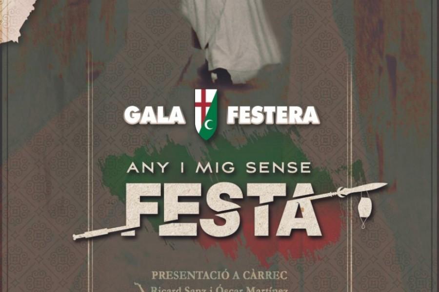 "Gala Festera ""Any i Mig (Sense Festa)"""