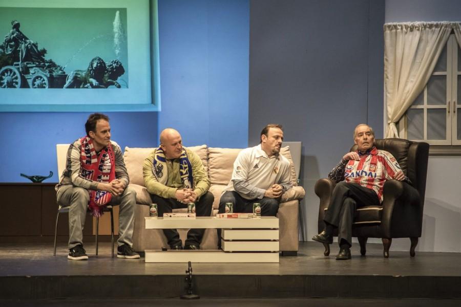 El XXXIII Concurs de Teatre de l'Associació de Sant Jordi queda desert