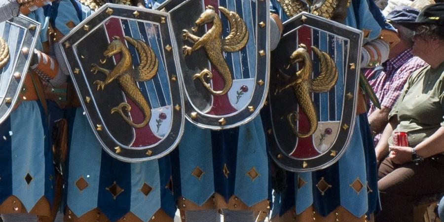 Duelo en la Asociación de San Jorge